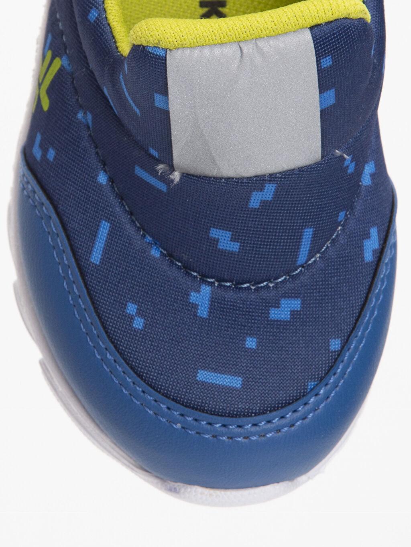 LC Waikiki Mavi Erkek Bebek Aktif Spor Ayakkabı