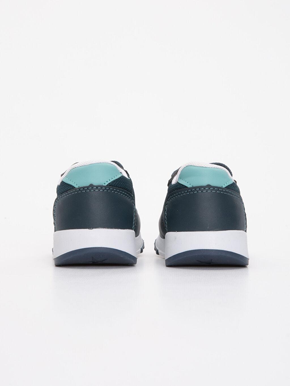 Erkek Bebek Bağcıklı Spor Ayakkabı