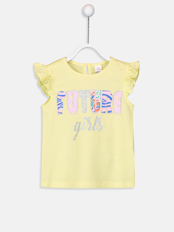 Kız Bebek Kız Bebek Tişört 2'li