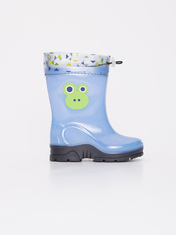Mavi Erkek Bebek Yağmur Botu 9SQ282Z1 LC Waikiki