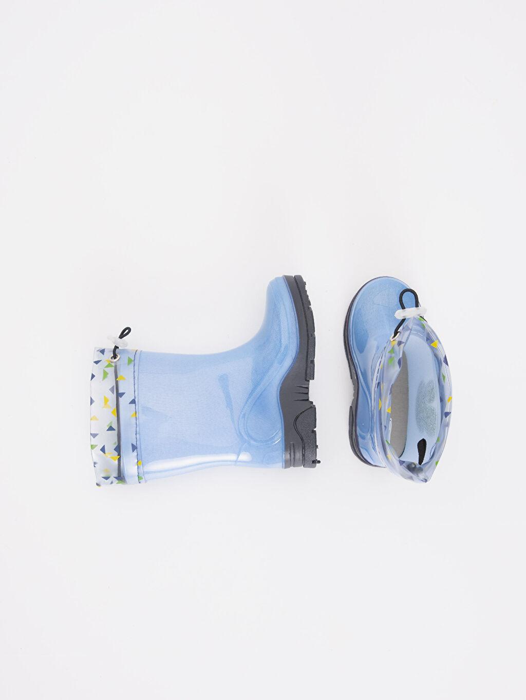 Diğer malzeme (pvc) Tekstil malzemeleri Diğer malzeme (pvc)  Erkek Bebek Yağmur Botu