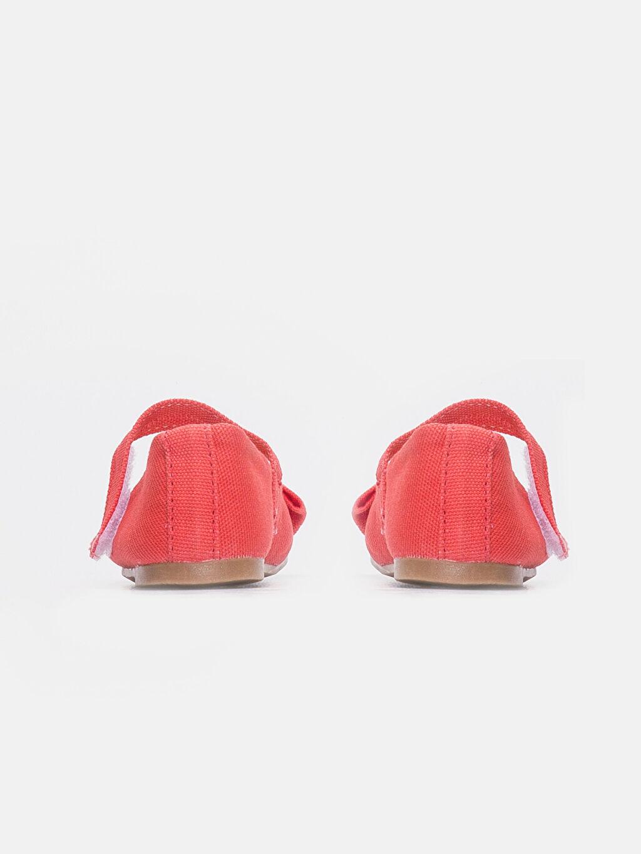 Kız Bebek Babet Ayakkabı