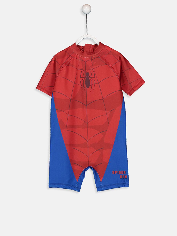 Kırmızı Erkek Bebek Spiderman Mayo 9ST951Z1 LC Waikiki