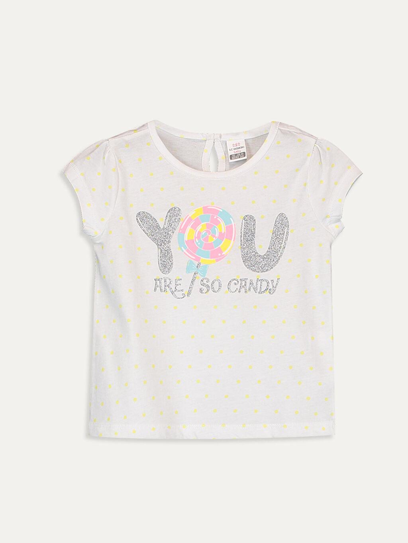 Kız Bebek Kız Bebek Tişört ve Tayt 2'li