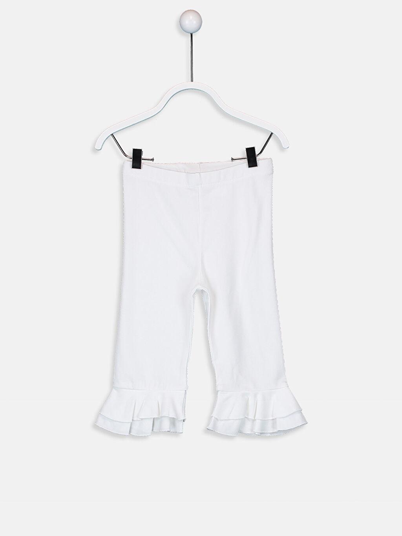 Kız Bebek Unicorn Desenli Tişört Ve Tayt
