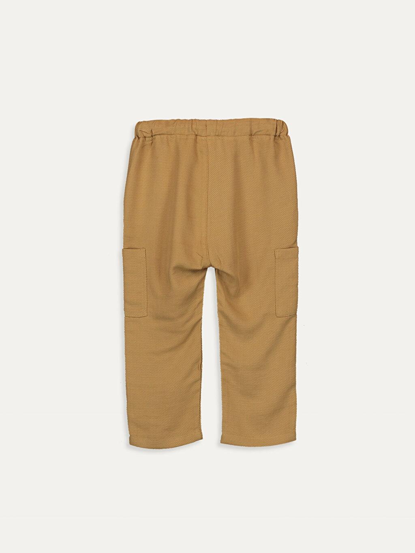 %100 Tencel Bol Erkek Bebek Harem Pantolon