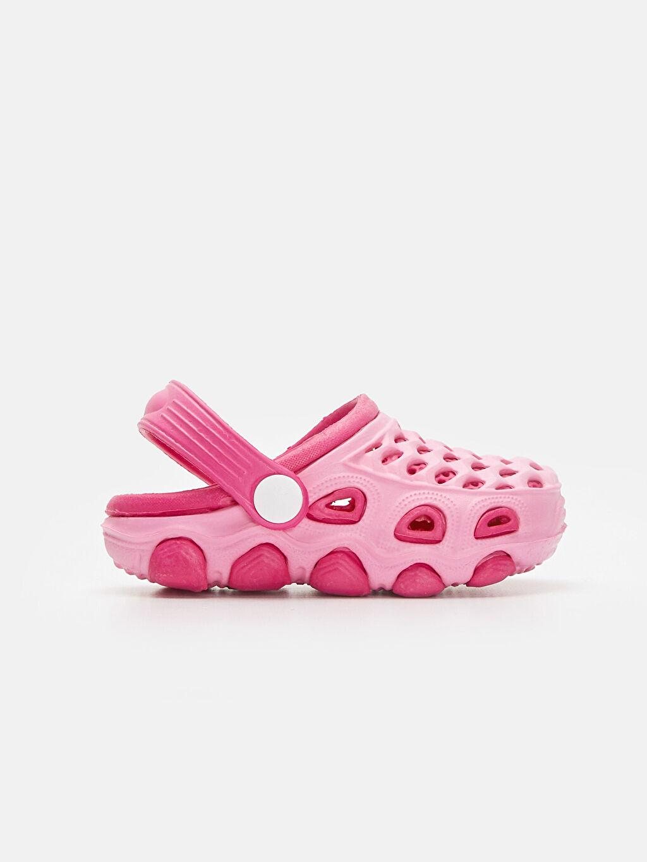 Pembe Kız Bebek Sandalet 9SC703Z1 LC Waikiki