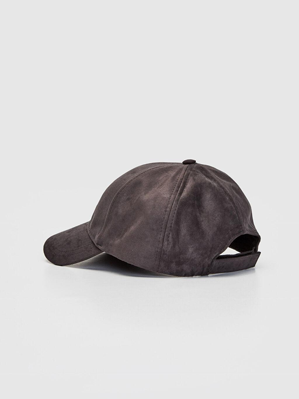 Erkek Süet Şapka