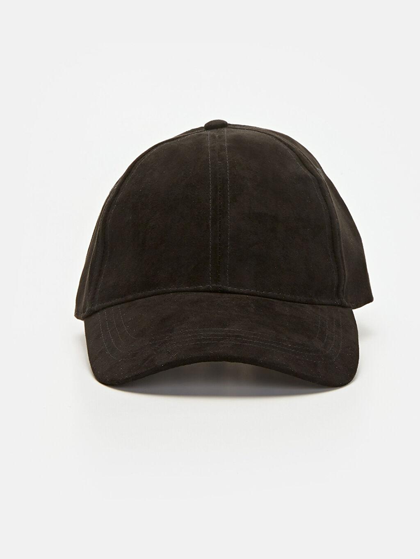 %100 Polyester %100 Polyester  Süet Şapka