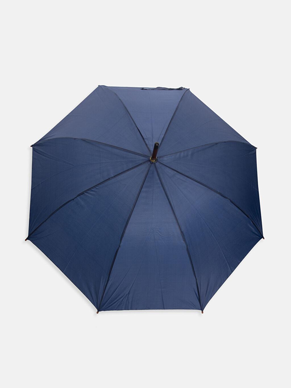 Erkek Lacivert Şemsiye
