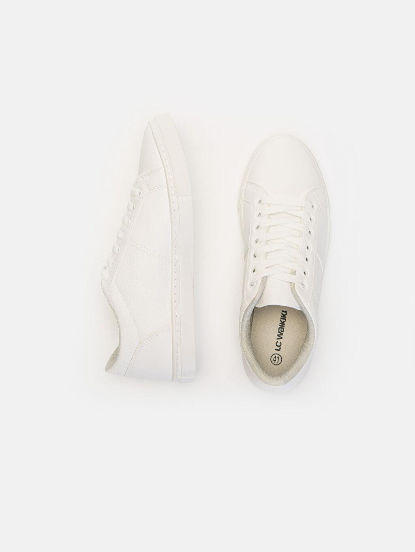 Diğer malzeme (pvc) Ayakkabı Erkek Bağcıklı Günlük Spor Ayakkabı