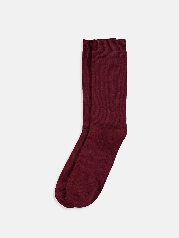 %69 Pamuk %13 Polyester %16 Poliamid %2 Elastan  Soket Çorap 5'li
