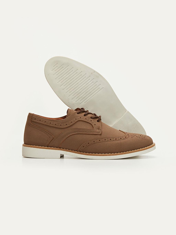 Erkek Erkek Bağcıklı Derby Ayakkabı