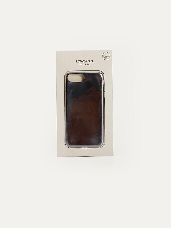Siyah Silikon Telefon Kılıfı 9WL173Z8 LC Waikiki