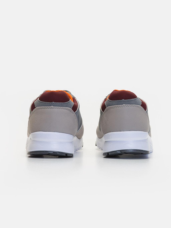 Erkek Bağcıklı Günlük Sneaker Ayakkabı