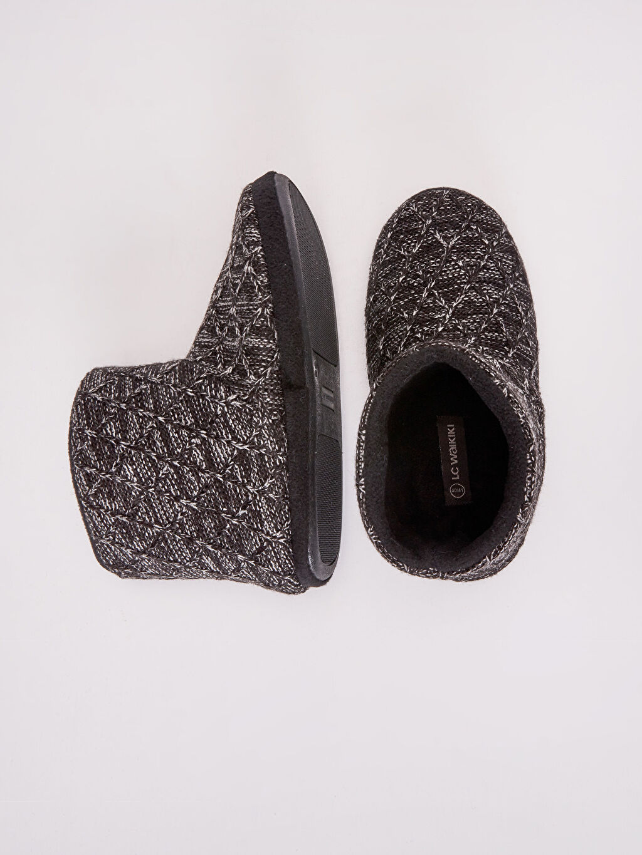 Tekstil malzemeleri  Erkek Triko Ev Botu
