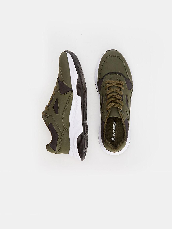 Diğer malzeme (pvc) Ayakkabı Erkek Kalın Taban Günlük Ayakkabı