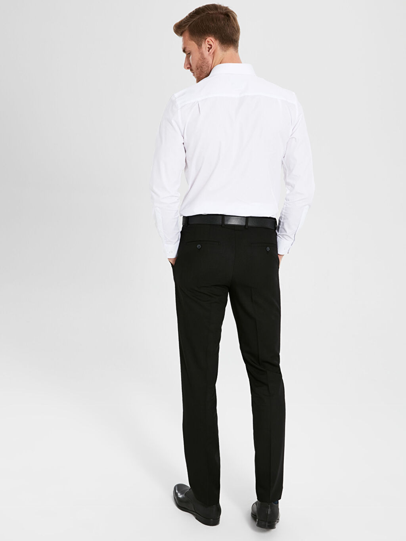 Erkek Slim Fit Pantolon