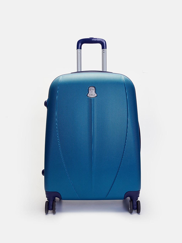 Mavi Orta Boy Valiz 0SH504Z8 LC Waikiki