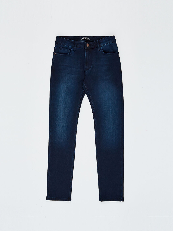 İndigo 770 Super Skinny Fit Jean Pantolon