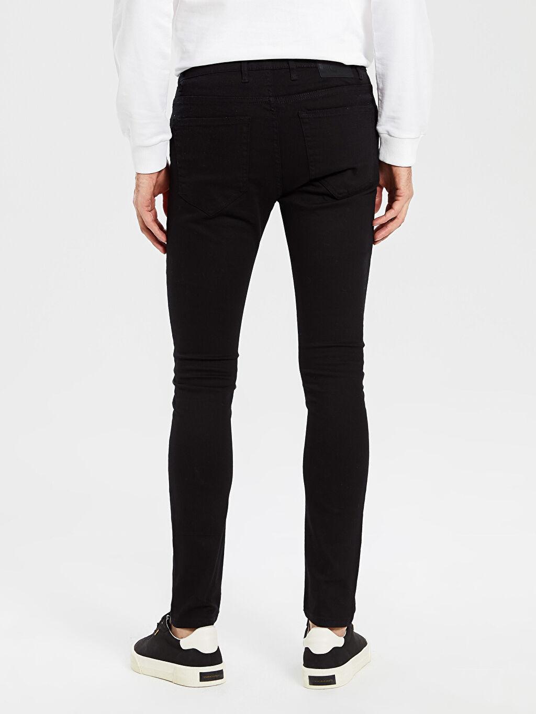 %98 Pamuk %2 Elastan 770 Super Skinny Fit Jean Pantolon