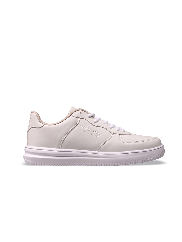 Beyaz M.P Erkek Yürüyüş Ayakkabısı 9WY818Z8 LC Waikiki