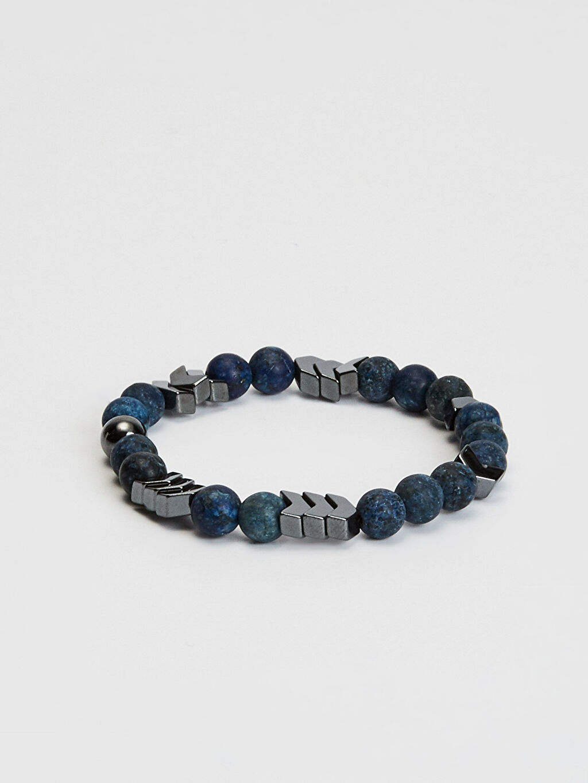 Mavi Vidinli Doğal Taş Bileklik 9WB029Z8 LC Waikiki