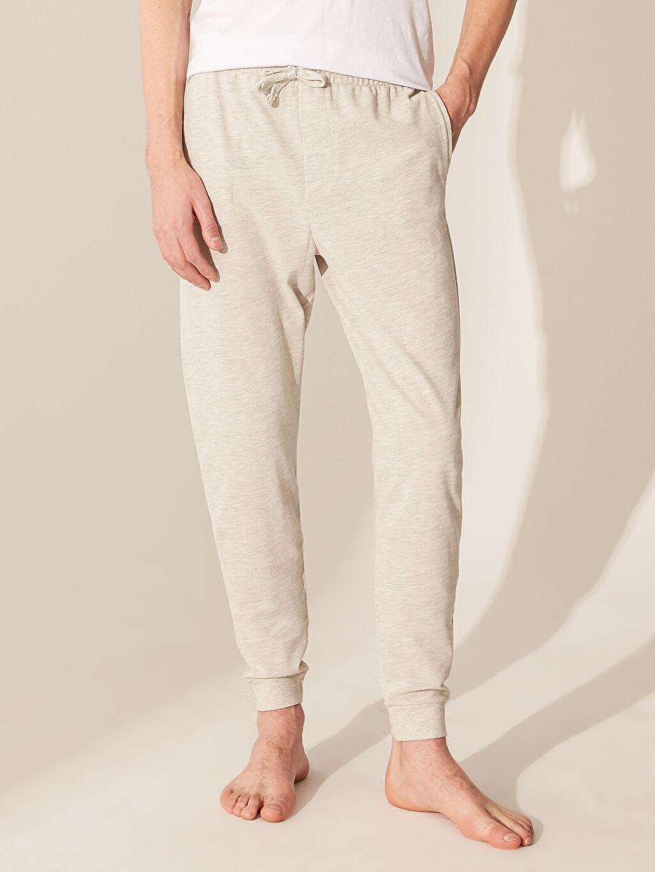 Erkek Standart Kalıp Jogger Pijama Altı