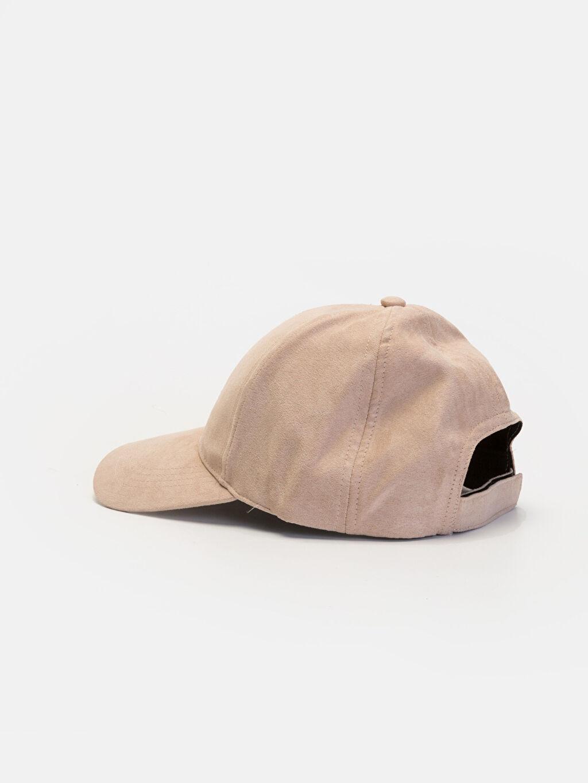 Kadın Slogan Baskılı Şapka