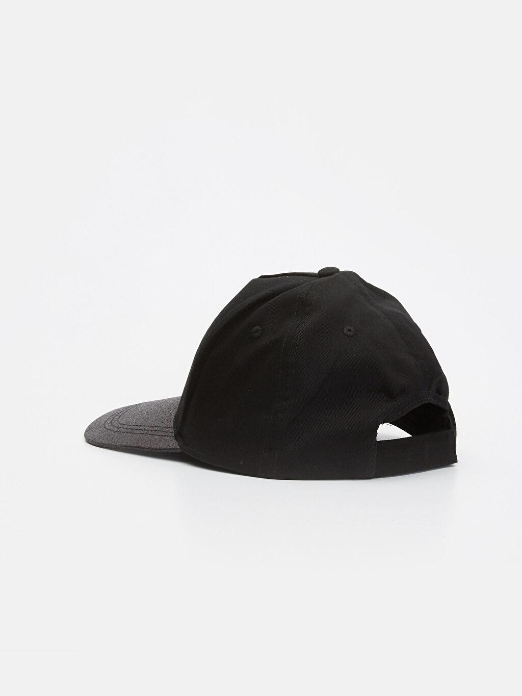Kadın Slogan Baskılı Pamuklu Şapka