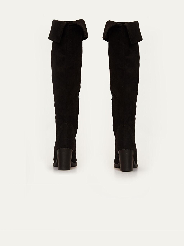 Tekstil malzemeleri Tekstil malzemeleri  Kadın Topuklu Süet Çizme
