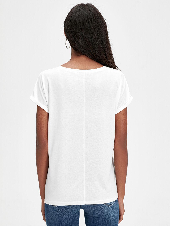 Kadın Baskılı Tişört