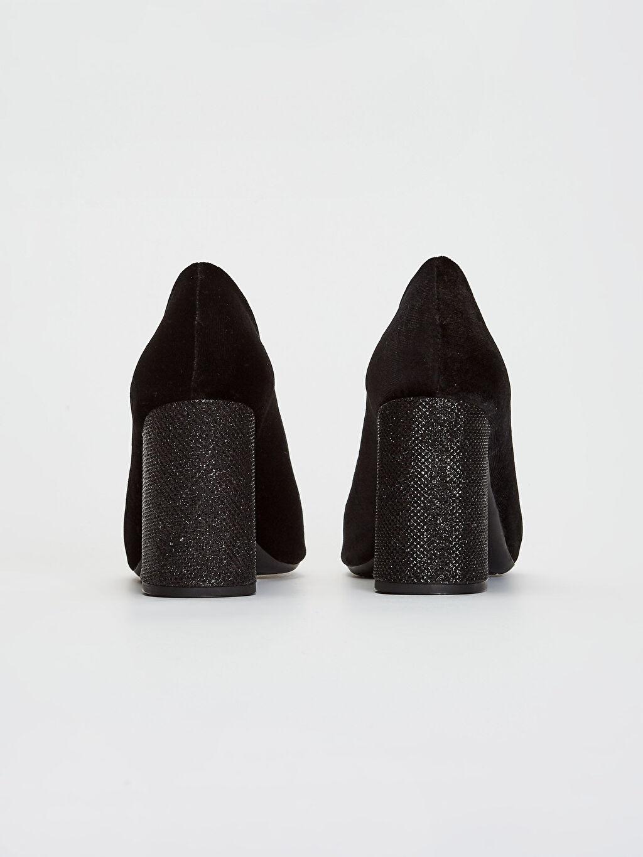 Kadın Sivri Burun Topuklu Ayakkabı