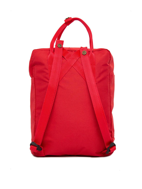 Bagmori Kırmızı Kadın Sırt Çantası