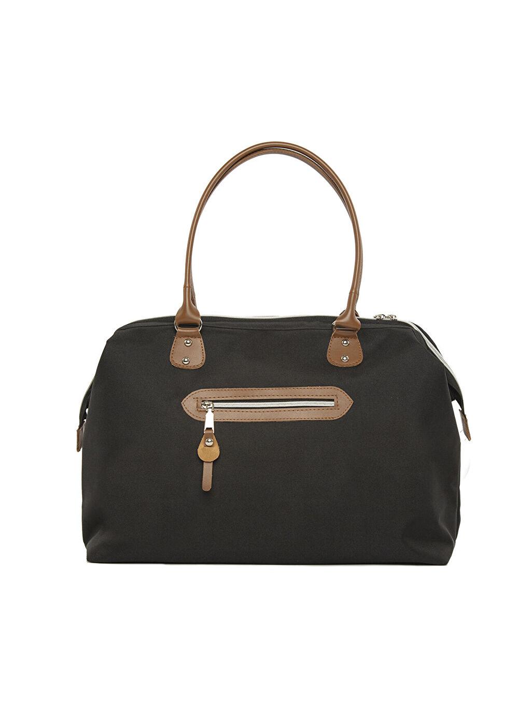 Bagmori Siyah Kadın Askılı Çanta