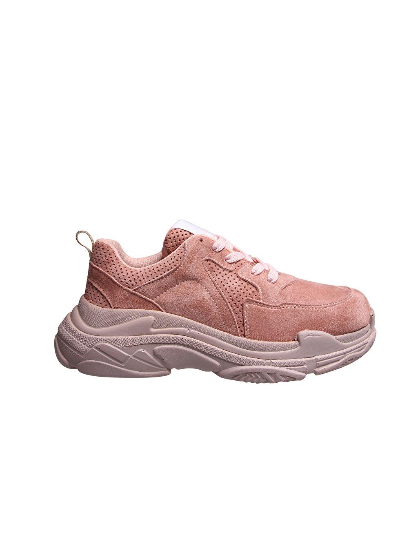 Pembe M.P Kadın Yürüyüş Ayakkabısı 9WY823Z8 LC Waikiki