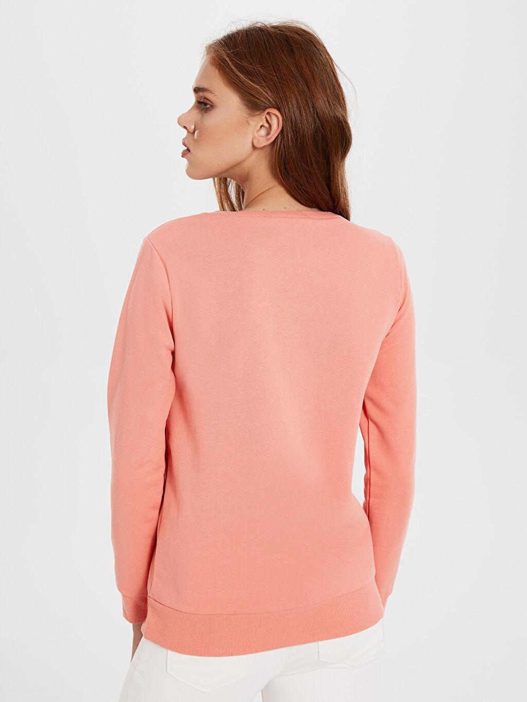 %50 Pamuk %50 Polyester Sweatshirt