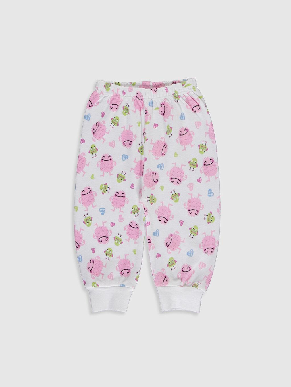 Luggi Baby Yenidoğan Desenli Pijama Takımı