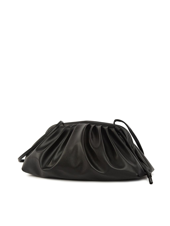 Bagmori Burslu Pileli Askılı Çanta