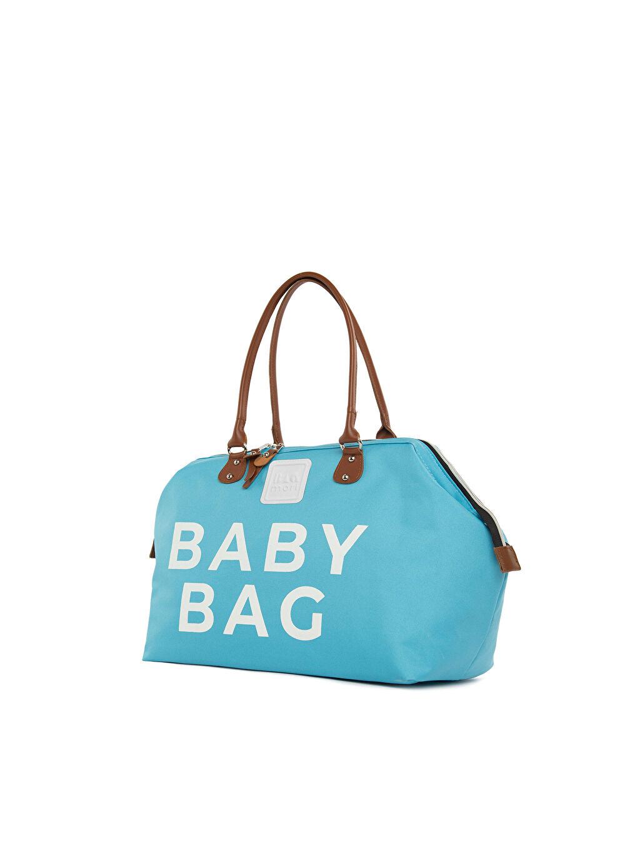Bagmori Baby Bag Baskılı Bebek Bakım Çantası