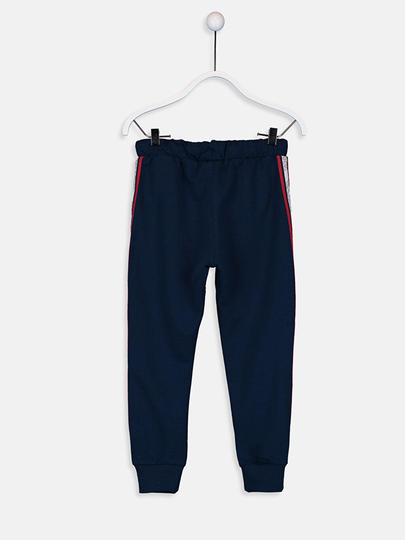 %82 Pamuk %18 Polyester  Erkek Çocuk Jogger Eşofman Altı
