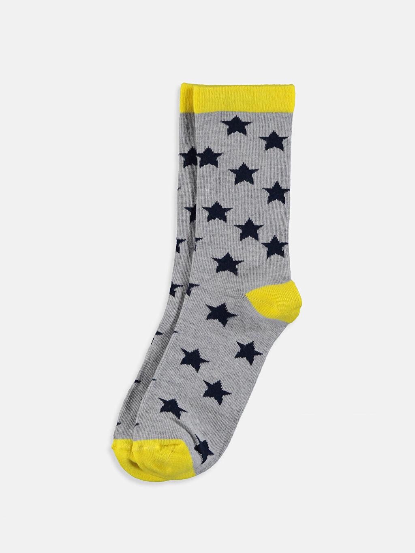 Erkek Çocuk Erkek Çocuk Soket Çorap 3'lü