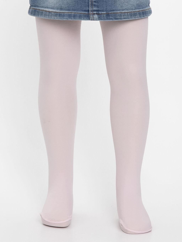 %92 Poliamid %8 Elastan  Külotlu Çorap