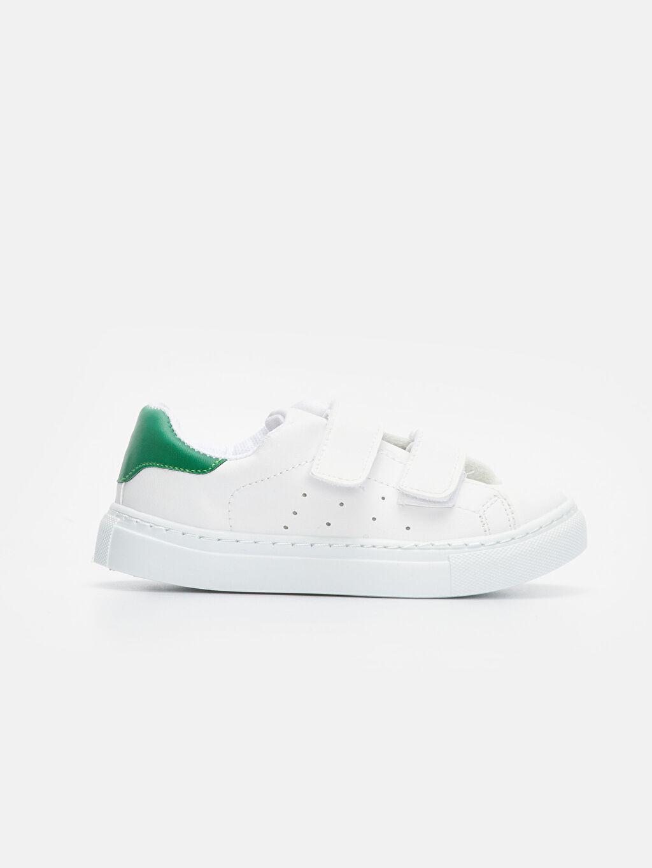 Beyaz Erkek Çocuk Spor Ayakkabı 9W3915Z4 LC Waikiki