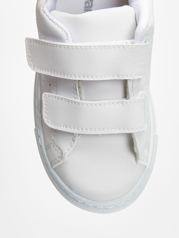 LC Waikiki Beyaz Erkek Çocuk Spor Ayakkabı