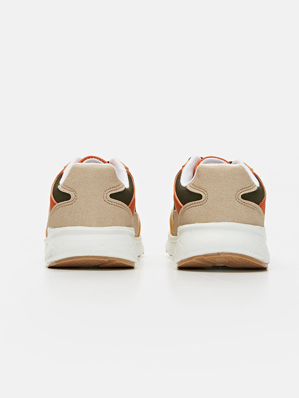 Erkek Çocuk Kalın Taban Spor Ayakkabı