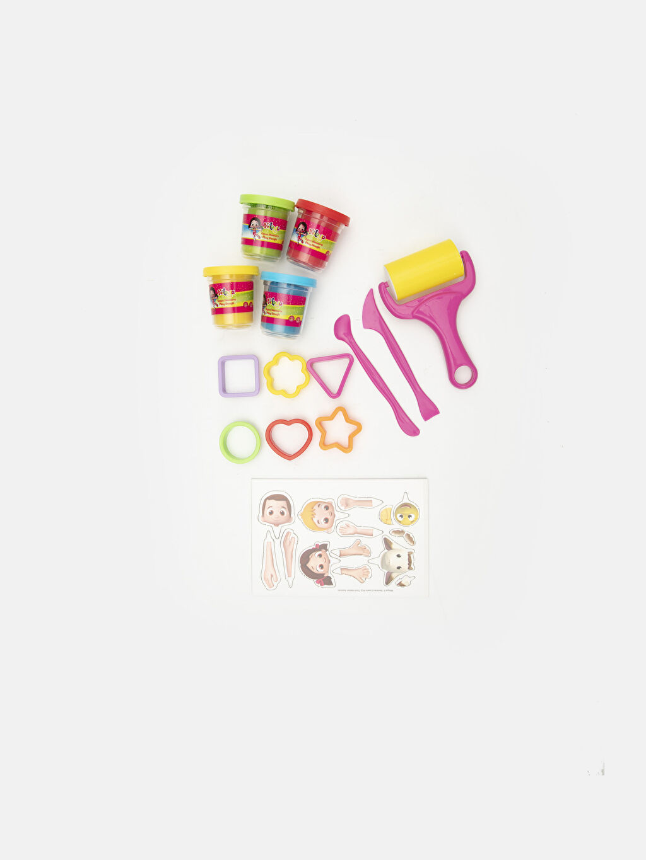 Kız Çocuk Kız Çocuk Niloya Oyuncak Hamur Seti