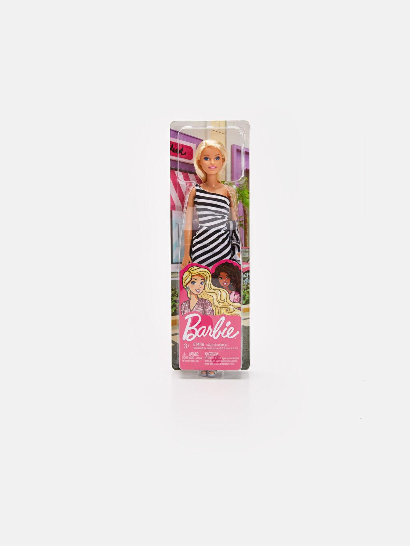Pembe Kız Çocuk Barbie Oyuncak Bebek 9W9313Z4 LC Waikiki