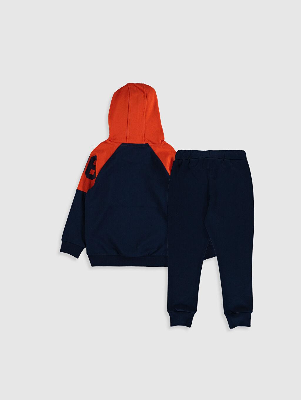 %82 Pamuk %18 Polyester %82 Pamuk %18 Polyester  Erkek Çocuk Sweatshirt ve Eşofman Altı