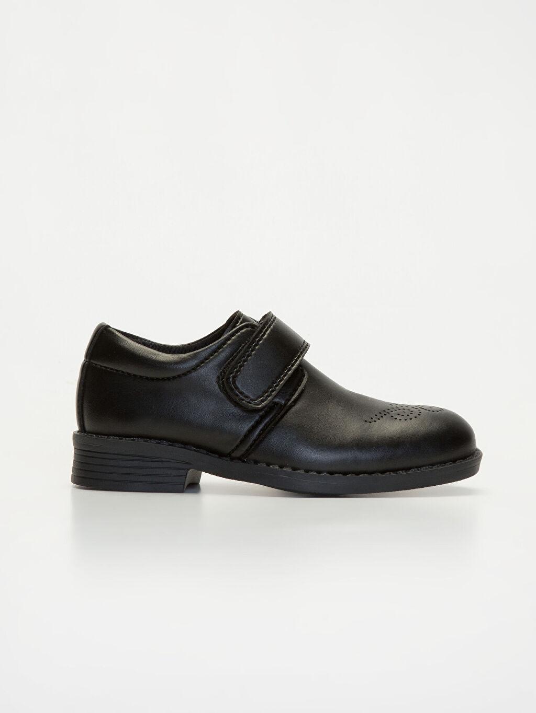 Siyah Erkek Çocuk Klasik Ayakkabı 9WN955Z4 LC Waikiki